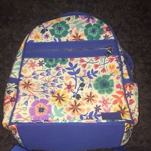 New Lularoe FlorAl backpack